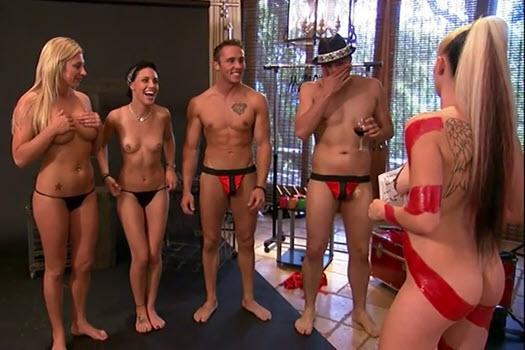 PlayboyTV – Foursome Season 3 Episode 8 – San Francisco – Porn TV Show
